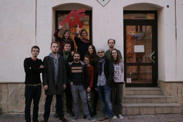 Bystrické Artforum znovuotvorila partia aktivistov. FOTO - Artforum