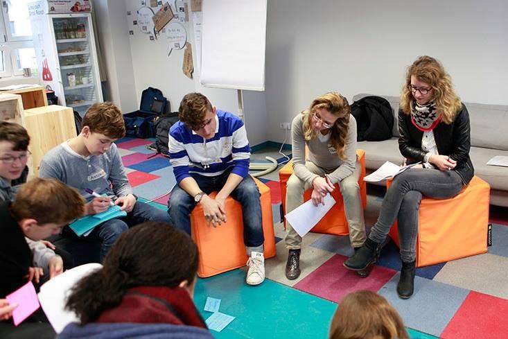 Model ESBZ postupne preberajú školy aj v iných krajinách cez iniciatívu Schule im Aufbruch. FOTO - Facebook Initiative Schule im Aufbruch
