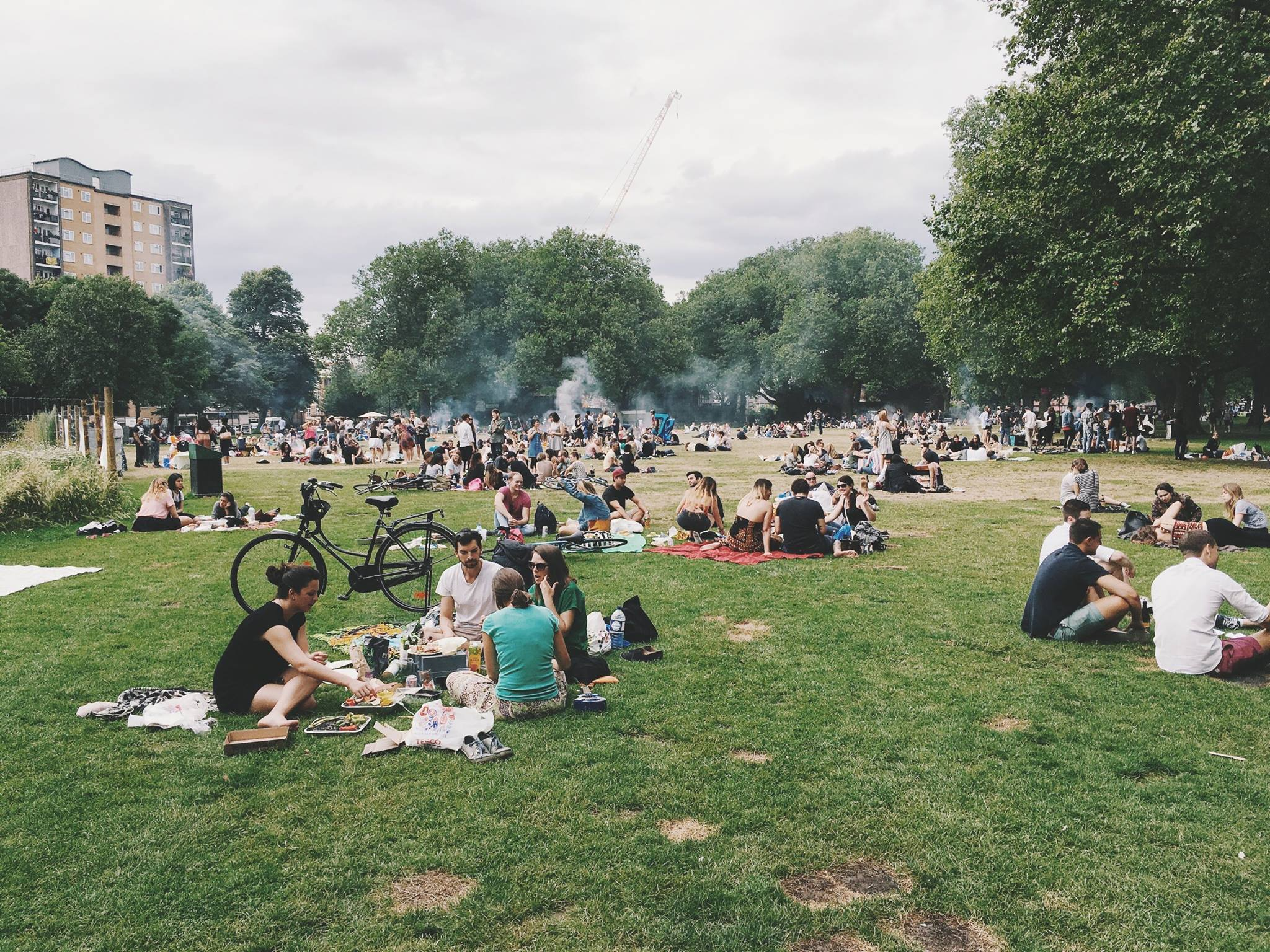 AUDIO: Eko na piknik či svadbu pod holým nebom