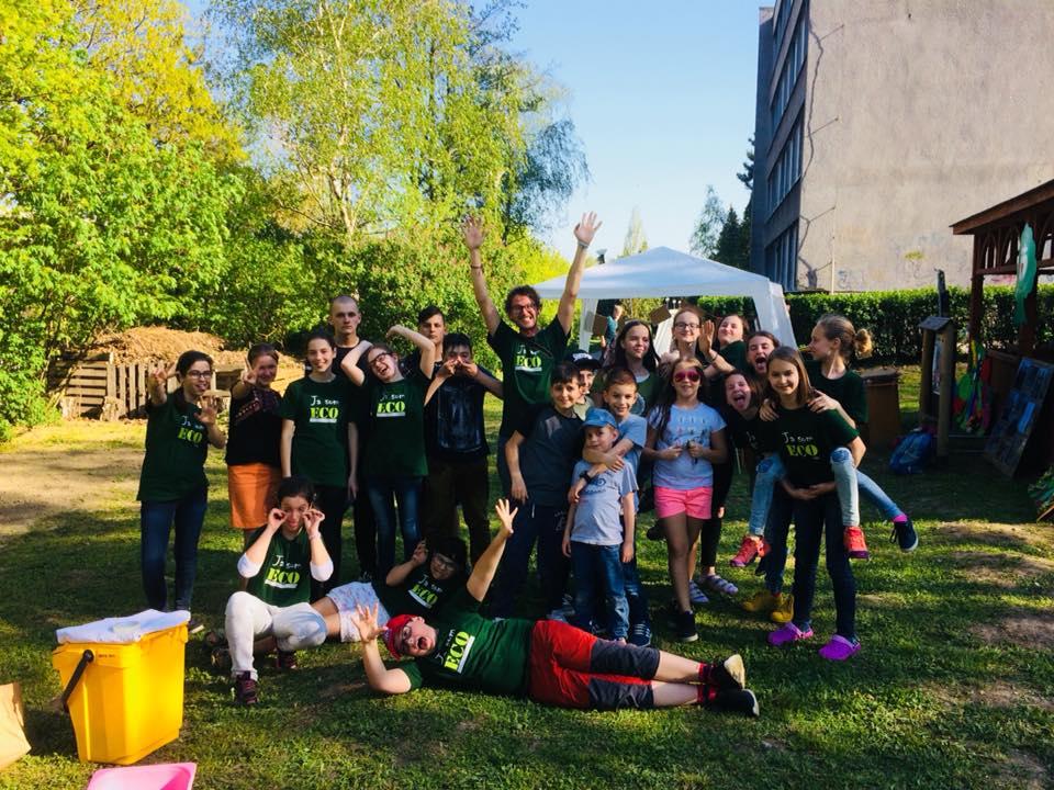 Zelená škola nie je len oživotnom prostredí. Deti naučí vziať zodpovednosť do vlastných rúk
