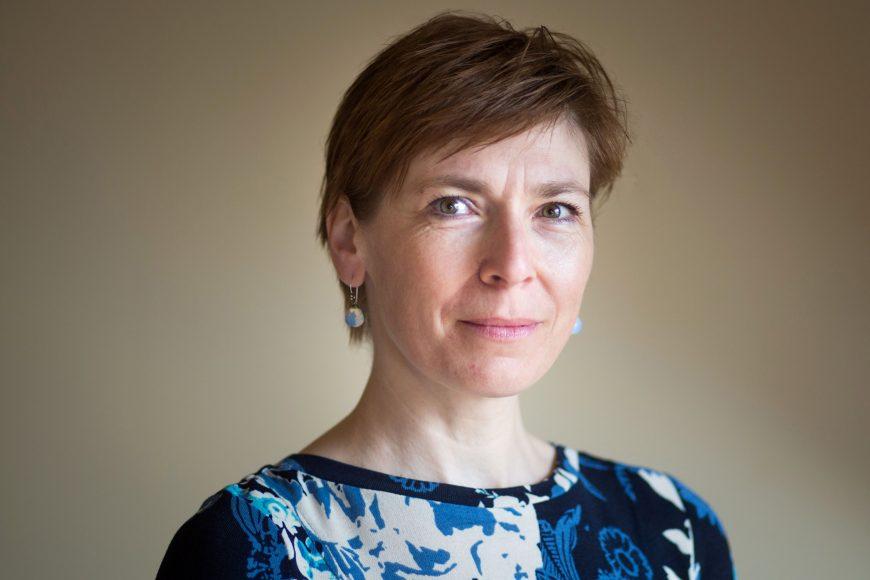 Eva Kováčechová. FOTO - Vlado Šimíček