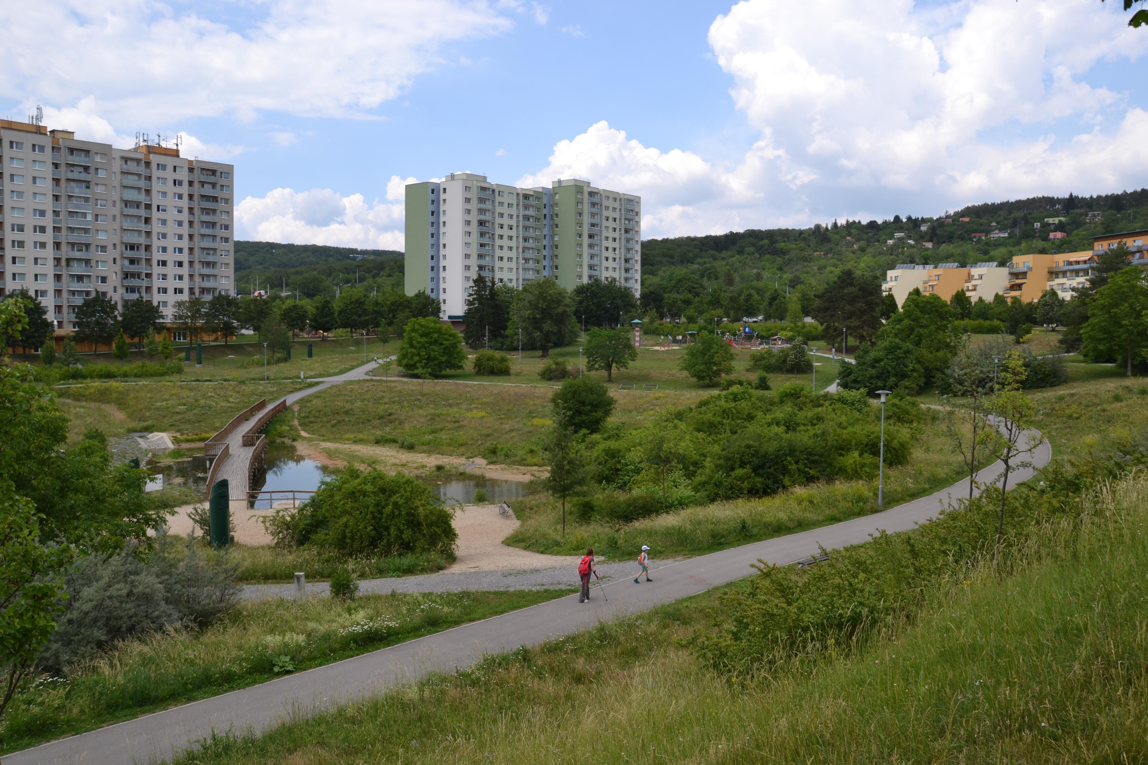 Brno sa o zeleň stará v súlade s prírodou. Boli sme sa inšpirovať