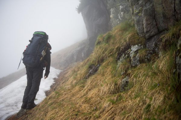 Aj slovenské hory sú znečistené PFC. FOTO - Greenpeace