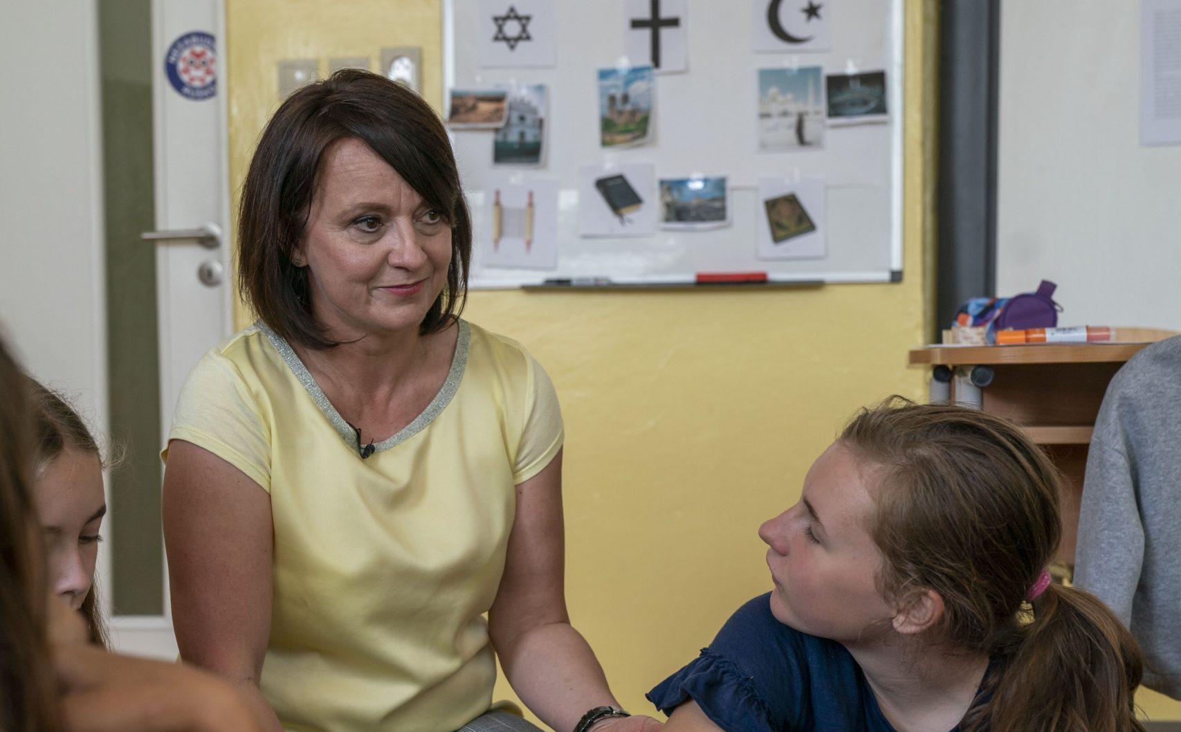 Učiteľka Slovenska 2020: Dobrá škola by mala mať spokojné deti, spokojných učiteľov a spokojných rodičov