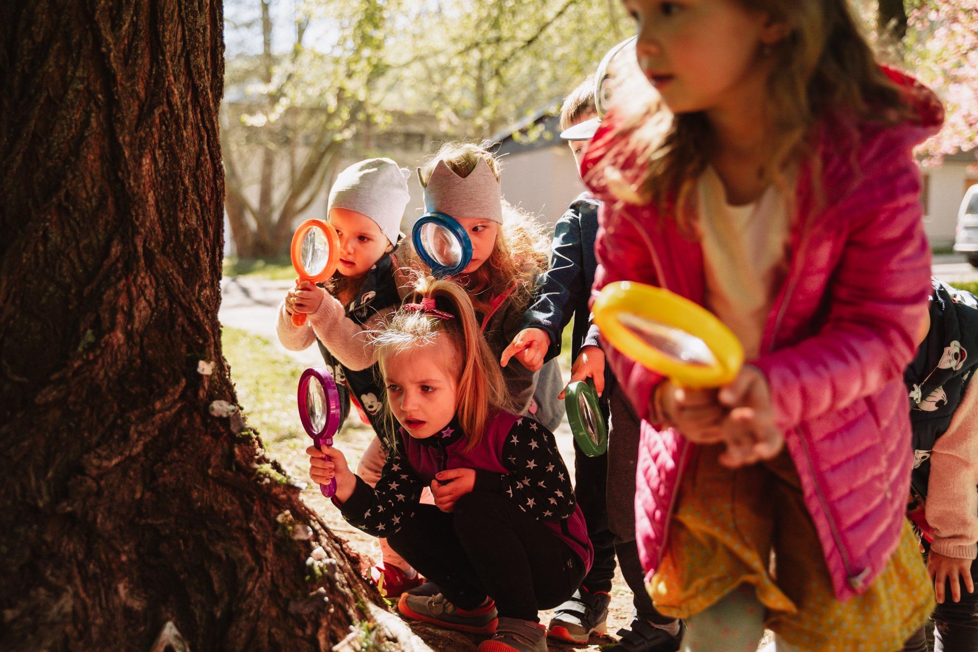 Ak škôlkarom správe podáme environmentálne témy, naučia sa všetko