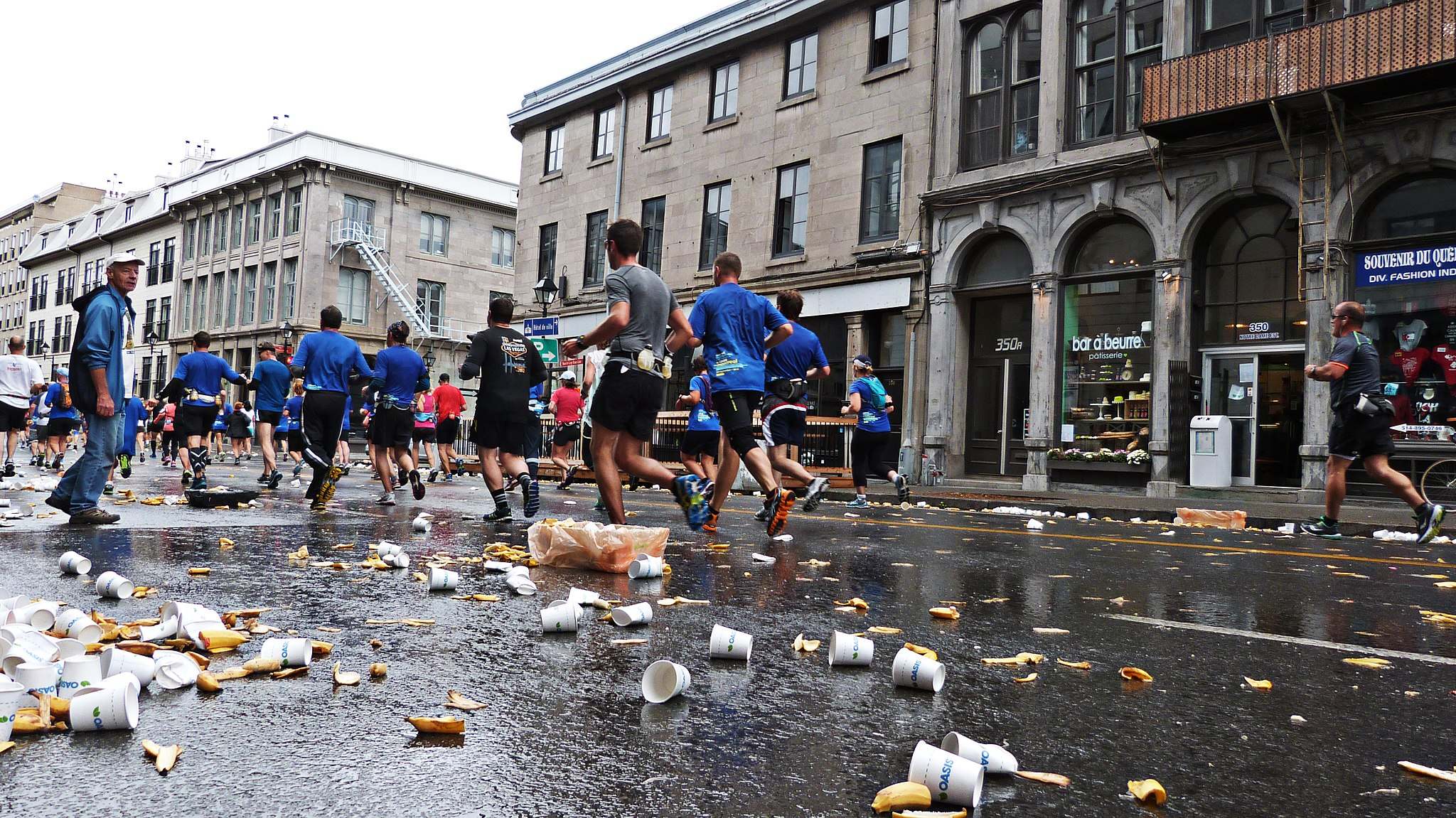 Bežecké podujatia sú obrovským zdrojom odpadu. Matúš sa to rozhodol zmeniť a organizuje preteky bez odpadu