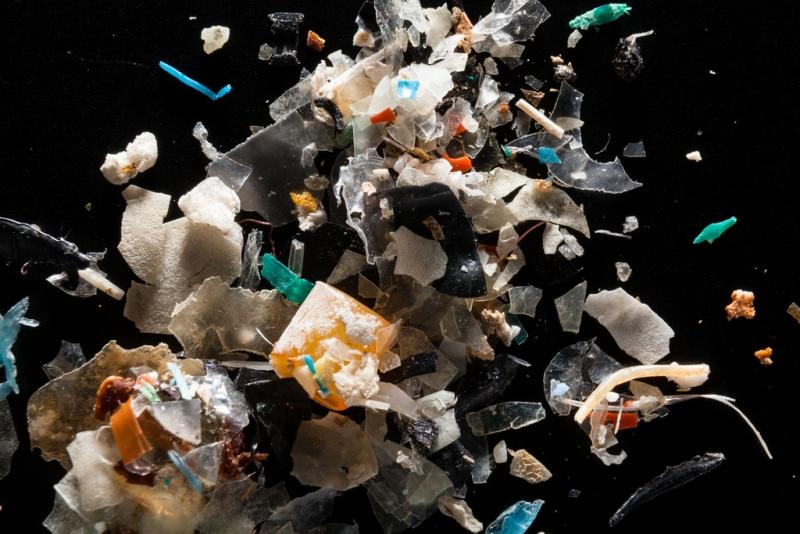 Kúsočky plastu sú už aj v pive či na našom tanieri. Do vody ich vypúšťame pri praní aj umývaní sa