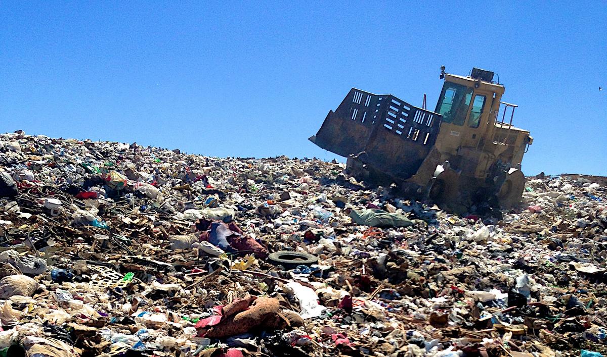 Experiment: Koľko odpadu vyprodukuje trojčlenná rodina?