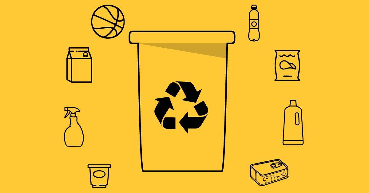 Bratislava má najmodernejšiu triediacu linku, no plasty recykluje podpriemerne. Kde končí odpad zo žltých nádob?